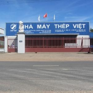 Dự án lau kiếng Công ty Thép Việt